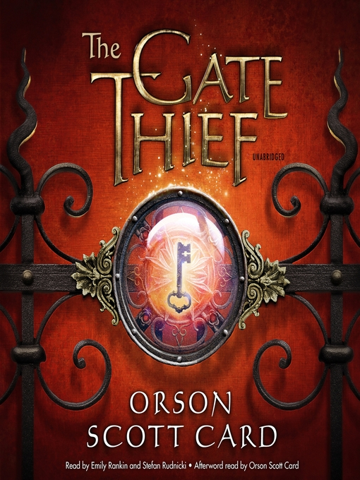 The Gate Thief (MP3): Mither Mages Series, Book 2